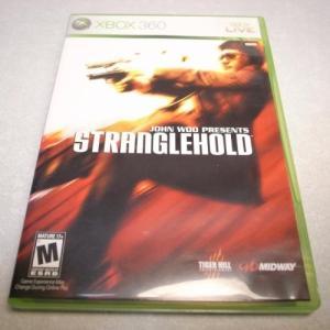 【Xbox360】JOHN WOO PRESENTS STRANGLEHOLD ストラングルホールド 海外版 MIDWAY xbcy16【中古】|alice-sbs-y