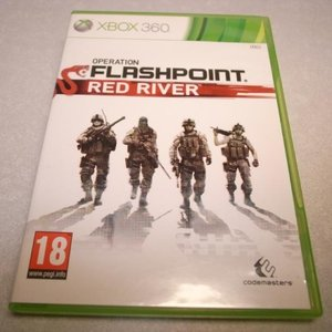 【Xbox360】OPERATION FLASHPOINT RED RIVER 海外版 Codemasters xbcy17【中古】|alice-sbs-y