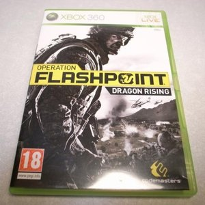 【Xbox360】OPERATION FLASHPOINT DRAGON RISING 海外版 Codemasters xbcy18【中古】|alice-sbs-y