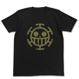 ワンピース ハートの海賊団Tシャツ BLACK XLサイズ コスパ【予約/11月末〜12月上旬】 alice-sbs-y