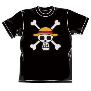 ワンピース 海賊旗抜染Tシャツ BLACK Sサイズ コスパ【予約/8月末〜9月上旬】 alice-sbs-y