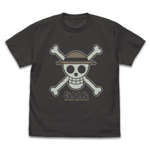 ワンピース 麦わらのドクロ 蓄光Tシャツ SUMI XLサイズ コスパ【予約/8月末〜9月上旬】 alice-sbs-y