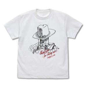 ワンピース エースのハット Tシャツ WHITE Lサイズ コスパ【予約/8月末〜9月上旬】 alice-sbs-y