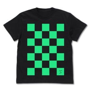 鬼滅の刃 炭治郎羽織柄Tシャツ BLACK Mサイズ コスパ【予約/10月末〜11月上旬】|alice-sbs-y