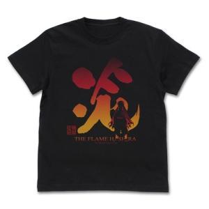 鬼滅の刃 炎柱 煉獄杏寿郎 Tシャツ BLACK Mサイズ コスパ【予約/10月末〜11月上旬】|alice-sbs-y