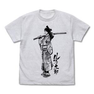 ワンピース ルフィ太郎 Tシャツ ASH Lサイズ コスパ【予約/8月末〜9月上旬】 alice-sbs-y