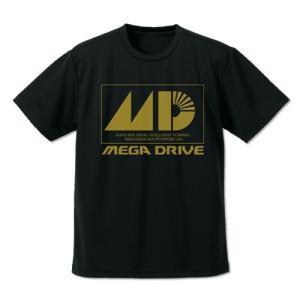 メガドライブ ドライTシャツ BLACK XLサイズ コスパ【予約/8月末〜9月上旬】 alice-sbs-y