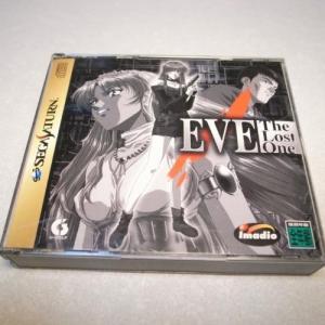 【SS】EVE The Lost One アドベンチャーゲーム イマジニア xbdd16【中古】|alice-sbs-y