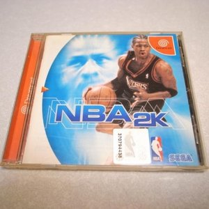 【DC】NBA 2K バスケットボール SEGA xbdd44【中古】|alice-sbs-y
