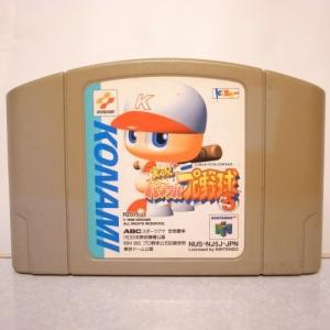 【N64】実況パワフルプロ野球5 ソフトのみ パワプロ コナミ xbdf25【中古】|alice-sbs-y