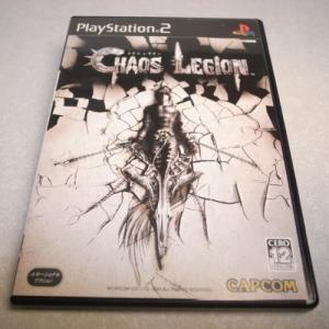 【PS2】カオス レギオン CHAOS LEGION カプコン xbdj12【中古】 alice-sbs-y