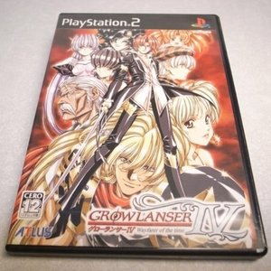 【PS2】グローランサー4 Wayfarer of the time アトラス xbdj18【中古】|alice-sbs-y