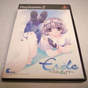 【PS2】Erde 〜ネズの樹の下で〜 キッド xbdj26【中古】 alice-sbs-y