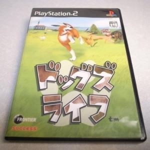 【PS2】ドッグズライフ 犬の気持ち、わかりますか? サクセス xbdj32【中古】 alice-sbs-y
