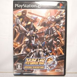 【PS2】スーパーロボット大戦OG ORIGINAL GENERATIONS スパロボ バンプレスト xbdj43【中古】 alice-sbs-y