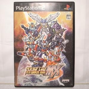 【PS2】スーパーロボット大戦MX バンプレスト xbdj46【中古】 alice-sbs-y