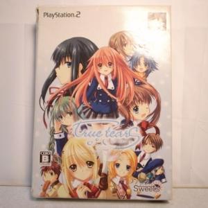 【PS2】トゥルーティアーズ 特典付き限定版 ブロッコリー xbdj50【中古】 alice-sbs-y