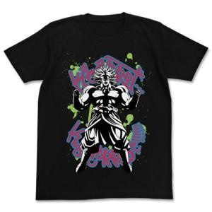 ドラゴンボールZ ブロリーTシャツ BLACK XLサイズ コスパ【予約/9月末〜10月上旬】 alice-sbs-y