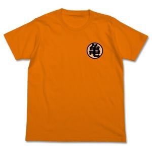 ドラゴンボール改 亀Tシャツ ORANGE XLサイズ コスパ【予約/9月末〜10月上旬】 alice-sbs-y