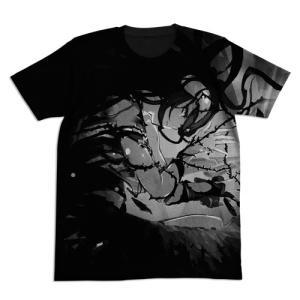 オーバーロードII アルベド オールプリントTシャツ BLACK Sサイズ コスパ【予約/11月末〜12月上旬】|alice-sbs-y