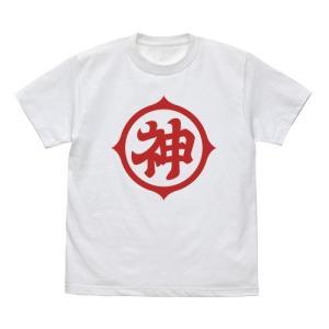 ドラゴンボールZ 神マーク Tシャツ WHITE XLサイズ コスパ【予約/9月末〜10月上旬】 alice-sbs-y