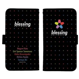 冴えない彼女の育てかた♭ blessing software 手帳型スマホケース 148サイズ コスパ【予約/8月末〜9月上旬】|alice-sbs-y