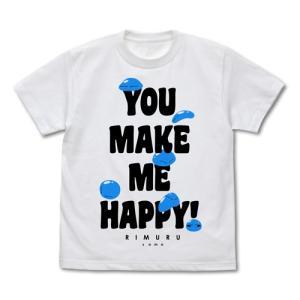 転生したらスライムだった件 みんなのリムル様 Tシャツ WHITE Mサイズ コスパ【予約/9月末〜10月上旬】|alice-sbs-y