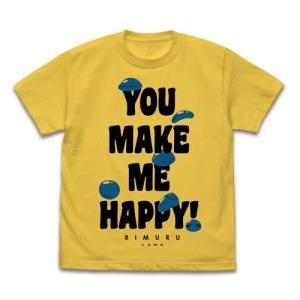 転生したらスライムだった件 みんなのリムル様 Tシャツ BANANA Sサイズ コスパ【予約/9月末〜10月上旬】|alice-sbs-y