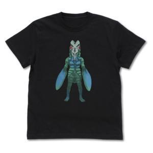ウルトラマン バルタン星人 ノスタルジックTシャツ BLACK Sサイズ コスパ【予約/9月末〜10月上旬】|alice-sbs-y
