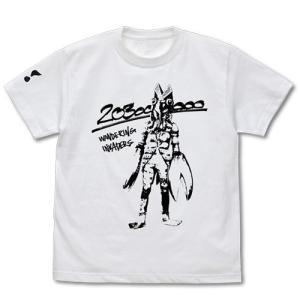 ウルトラマン バルタン星人 Tシャツ WHITE XLサイズ コスパ【予約/9月末〜10月上旬】 alice-sbs-y