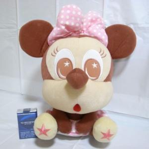ミニーマウス BIGぬいぐるみ 高さ約39cm(リボン含む) ディズニー xbfp20【中古】|alice-sbs-y