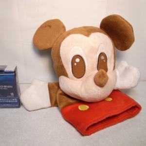 ミッキーマウス パペットぬいぐるみ ディズニー xbfp24【中古】|alice-sbs-y
