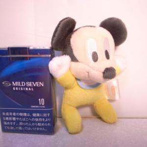 ミッキーマウス ベビーぬいぐるみ 全長約12cm 第一生命/ディズニー xbfp25【中古】|alice-sbs-y
