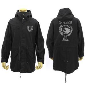 ゴジラ Gフォース M-51ジャケット BLACK XLサイズ コスパ【予約/12月末〜1月上旬】|alice-sbs-y