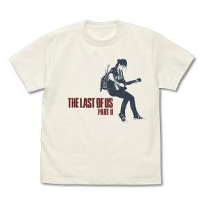 The Last of Us Part II エリーとギター Tシャツ VANILLA WHITE XLサイズ コスパ【予約/2月末〜3月上旬】|alice-sbs-y