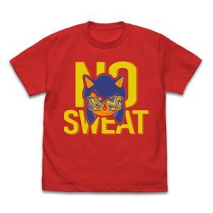 ソニック・ザ・ヘッジホッグ ソニック NO SWEAT Tシャツ HIGH RED Sサイズ コスパ【予約/11月末〜12月上旬】|alice-sbs-y