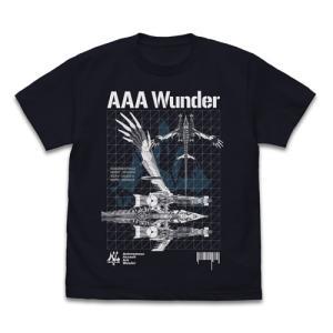 EVANGELION AAAヴンダー Tシャツ BLACK Mサイズ コスパ【予約/11月末〜12月上旬】|alice-sbs-y