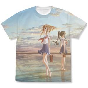 劇場版 ハイスクール・フリート フルグラフィックTシャツ WHITE Lサイズ コスパ【予約/2月末〜3月上旬】|alice-sbs-y