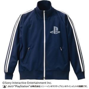 プレイステーション ジャージVer.2 PlayStation NAVY×WHITE Mサイズ コスパ【予約/2月末〜3月上旬】|alice-sbs-y