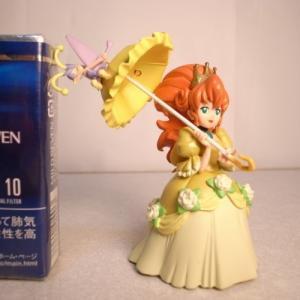 ガイアマスター ティアラ姫 高さ約8cm(傘含まず) フィギュア やまと xbhf36【中古】|alice-sbs-y
