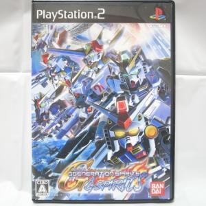 【PS2】SDガンダム ジージェネレーション スピリッツ バンダイ xbhj13【中古】|alice-sbs-y