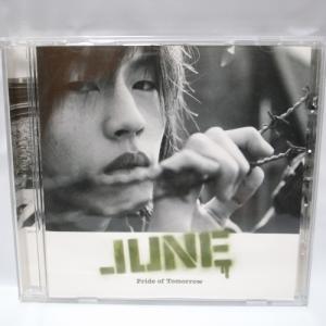 【CD】D.Gray-man EDテーマ Pride of Tomorrow JUNE ディーグレイマン ソニーミュージック xbhj30【中古】|alice-sbs-y