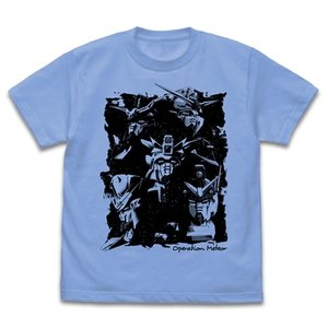 新機動戦記ガンダムW オペレーションメテオ MS Tシャツ SAX Lサイズ コスパ【予約/6月末〜7月上旬】|alice-sbs-y