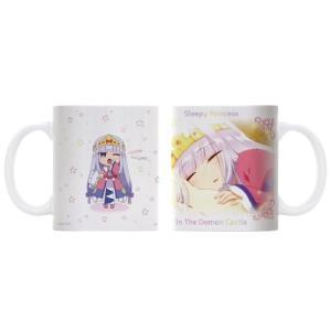 魔王城でおやすみ グッズ スヤリス姫のGOOD NIGHT フルカラーマグカップ コスパ|alice-sbs-y