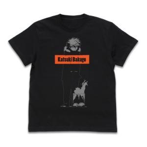 ヒロアカ グッズ 爆豪 勝己 Tシャツ 雪まつりVer. BLACK XLサイズ コスパ【予約/12月末〜1月上旬】|alice-sbs-y