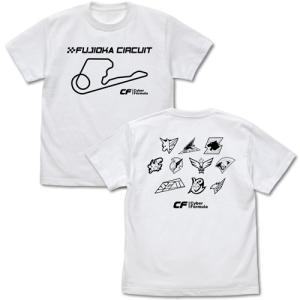 新世紀GPXサイバーフォーミュラ 富士岡サーキット Tシャツ WHITE XLサイズ コスパ【予約/11月末〜12月上旬】|alice-sbs-y