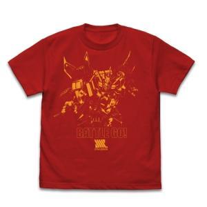 SSSS.DYNAZENON ダイナゼノン グッズ Tシャツ RED XLサイズ コスパ【予約/9月末〜10月上旬】 alice-sbs-y