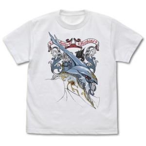 聖戦士ダンバイン グッズ サーバイン Tシャツ リニューアルVer. WHITE XLサイズ コスパ【予約/10月末〜11月上旬】 alice-sbs-y