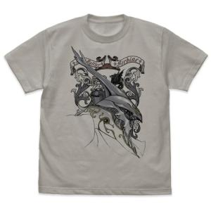 聖戦士ダンバイン グッズ サーバイン Tシャツ リニューアルVer. LIGHT GRAY XLサイズ コスパ【予約/10月末〜11月上旬】 alice-sbs-y