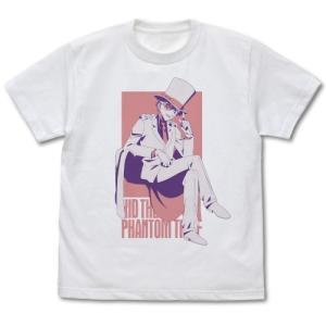 名探偵コナン グッズ 怪盗キッド ウインドウ Tシャツ WHITE XLサイズ コスパ【予約/9月末〜10月上旬】 alice-sbs-y